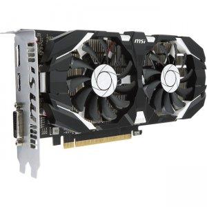 MSI NVIDIA GeForce GTX 1050 Ti Graphic Card GTX 1050 TI 4GT OC