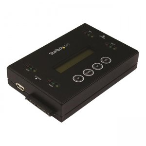 "StarTech.com Drive Duplicator and Eraser for USB Flash Drives and 2.5 / 3.5"" SATA Drives SU2DUPERA11"