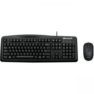 Microsoft Wired Desktop Keyboard & Mouse 2SJ-00003 200
