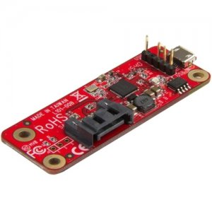 StarTech.com USB to SATA Converter for Raspberry Pi and Development Boards PIB2S31