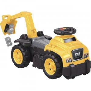 Mega Bloks Ride On CAT Excavator Truck Set DCH13 MBLDCH13