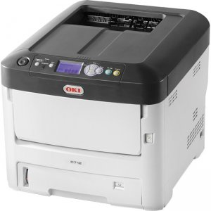 Oki LED Printer 62447801 C712dn