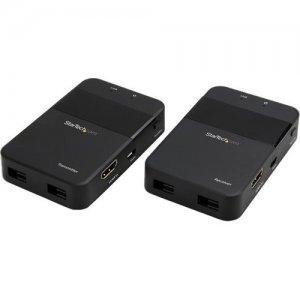 StarTech.com HDMI over Wireless Extender - 65 ft. (20 m) - 1080p ST121WHDS