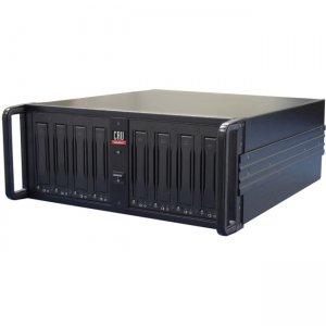 CRU 8-bay JBOD Storage Rack for Digital Movie Content 41410-1199-0000 RAX845DC-XJ