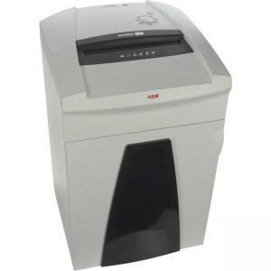 HSM SECURIO L5 High Security Shredder with White Glove Delivery HSM1855WG P36c