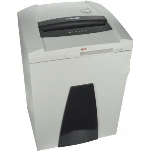 HSM SECURIO L5 High Security Shredder with White Glove Delivery HSM1875WG P44c