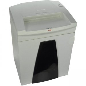 HSM SECURIO L5 High Security Shredder; Includes Oiler and White Glove Delivery HSM19254WG B35c