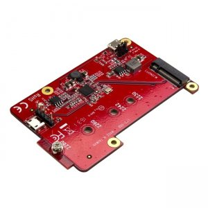StarTech.com USB to M.2 SATA Converter for Raspberry Pi and Development Boards PIB2M21