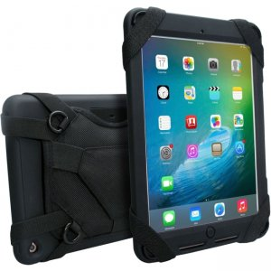 "CTA Digital Security Carrying Case with Theft Cable for iPad Air, Pro 9.7"" PAD-SCC"