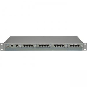Omnitron Systems iConverter T1/E1 MUX/M Data Multiplexer 2422-0-21