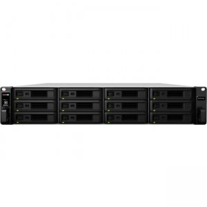 "Synology 12-bay 3.5""/2.5"" SAS/SATA Expansion RX1217SAS"