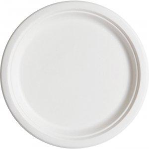 Eco-Products Sugarcane Plates EPP011 ECOEPP011