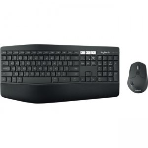 Logitech Performance Wireless Keyboard and Mouse Combo 920-008219 MK850