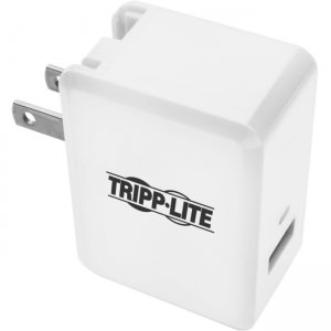 Tripp Lite 1-Port USB Wall Charger with Quick Charge 3.0 Technology U280-W01-QC3
