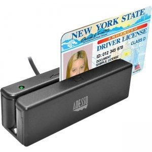 Adesso Magnetic Stripe Card Reader MSR-100