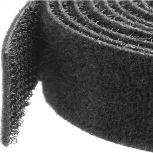 StarTech.com Hook-and-Loop Cable Tie - 100 ft. Bulk Roll HKLP100