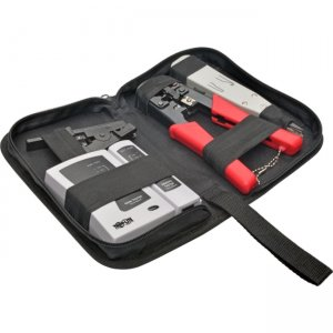 Tripp Lite 4-Piece Network Installer Tool Kit with Carrying Case T016-004-K