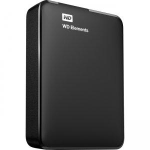 WD Elements USB 3.0 High-Capacity Portable Hard Drive For Windows WDBU6Y0020BBK-WESN WDBU6Y0020BBK