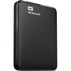 WD Elements USB 3.0 High-Capacity Portable Hard Drive For Windows WDBUZG7500ABK-WESN WDBUZG7500ABK