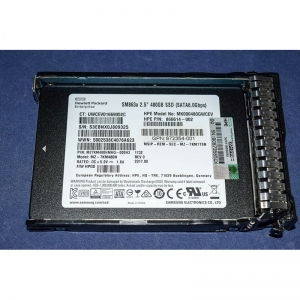 HP 480GB SATA 6G Mixed Use SFF (2.5in) SC 3yr Wty Digitally Signed Firmware SSD 872344-B21