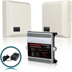 Smoothtalker Stealth X660dB 4G LTE Extreme Power 6 Band Cellular Signal Booster BBUX660GP