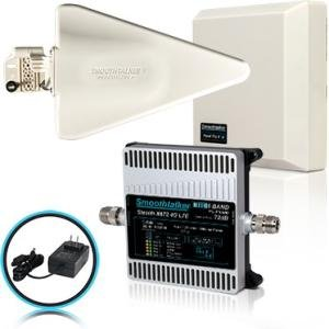 Smoothtalker Stealth X672dB 4G LTE Extreme Power 6 Band Cellular Signal Booster BBUX72NAP