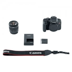 Canon EOS Digital SLR Camera with Lens 1894C002 Rebel T7i