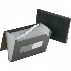 SKILCRAFT 12-tab Poly Expanding File Folder 7530016597149