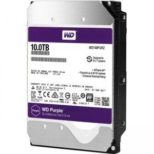 WD Purple 10TB Surveillance Hard Drive WD100PURZ