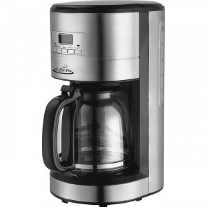 Coffee Pro 10-12 Cup Stainless Steel Brewer CPCM4276 CFPCPCM4276