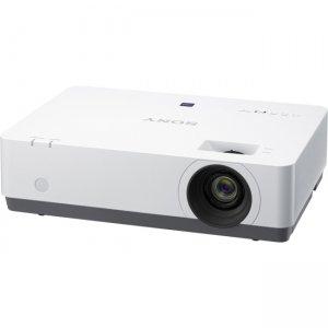 Sony 3,600 lumens XGA High Brightness Compact Projector VPL-EX455