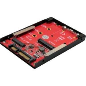 """Addonics 2.5"""" M2/mSATA SSD Drive AD25M2MSA"""