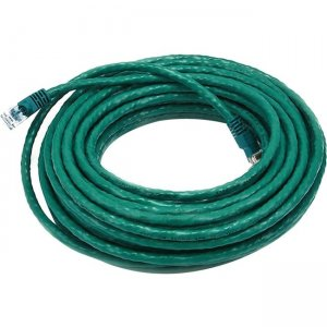 Monoprice Cat5e 24AWG UTP Ethernet Network Patch Cable, 50ft Green 2159