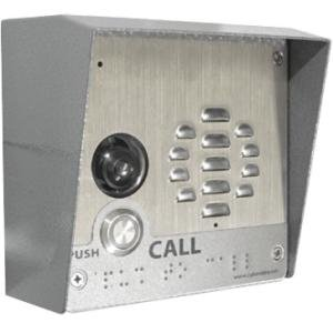 CyberData SIP-enabled H.264 Video Outdoor Intercom 011410