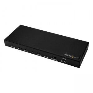 StarTech.com 4K HDMI Splitter - HDMI Splitter 1 In 4 Out - 4-Port - 4K 60Hz ST124HD20