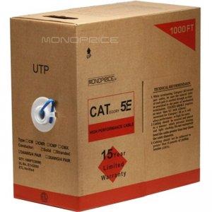 Monoprice Cat. 5e UTP Network Cable 880