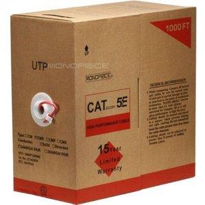 Monoprice Cat. 5e UTP Network Cable 881