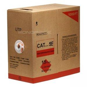 Monoprice Cat. 5e UTP Network Cable 883