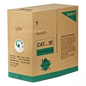 Monoprice Cat. 5e UTP Network Cable 887