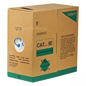 Monoprice Cat. 5e UTP Network Cable 888