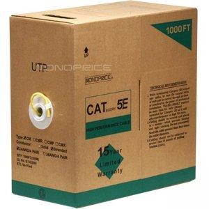 Monoprice Cat. 5e UTP Network Cable 890