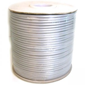 Monoprice 8 Wire, Stranded, Silver - 1000ft 954