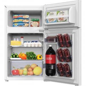 Avanti 3.1 CF 2-door Compact Refrigerator RA31B0W AVARA31B0W