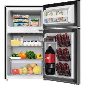Avanti 3.1 CF 2dr Counterhigh Refrigerator RA31B3S AVARA31B3S