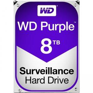 WD Purple 8TB Surveillance Hard Drive WD80PURZ