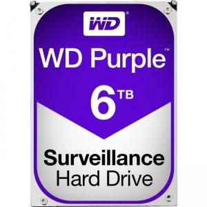 WD Purple 6TB Surveillance Hard Drive WD60PURZ