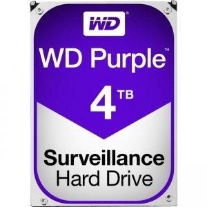 WD Purple 4TB Surveillance Hard Drive WD40PURZ
