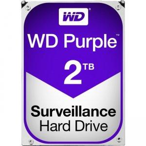 WD Purple 2TB Surveillance Hard Drive WD20PURZ