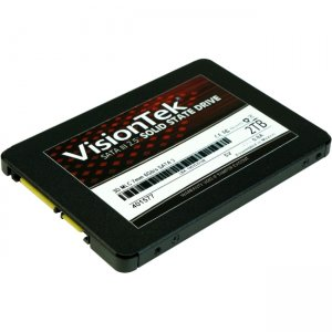 """Visiontek 2TB 3D MLC 7mm 2.5"""" SSD 900982"""