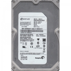 Seagate-IMSourcing NL35 Series Hard Drive ST3400832NS